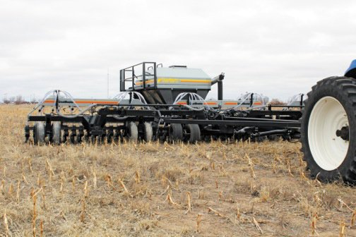 New Two-Box Seed Tote with Belt Conveyor is Seed Friendly