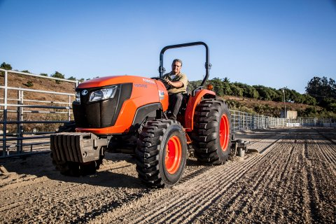 Kubota introduces two new models to its MX-Series diesel
