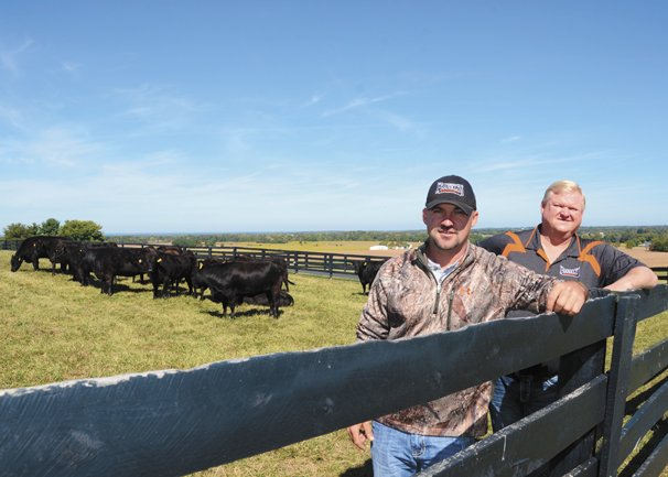 American Wagyu cattle blend the best of two worlds – Ohio Ag