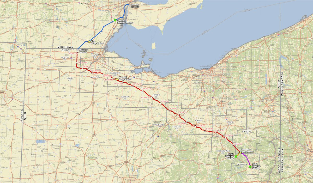 New Pipeline Planned For Ohio Ohio Ag Net Ohio S Country Journal