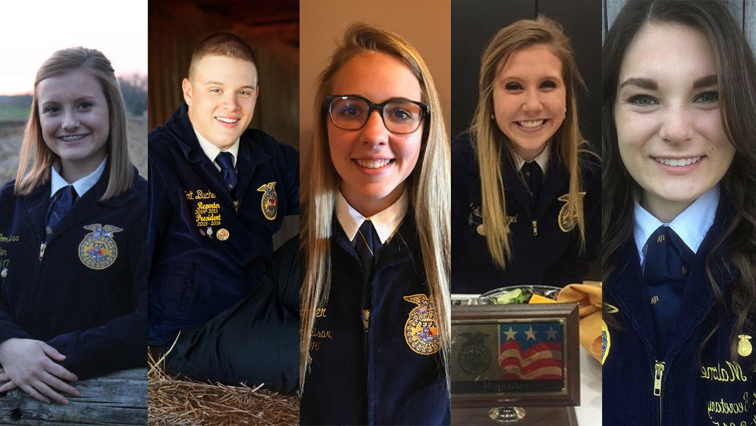 30bd53a8 Introducing the 2017 class of Student FFA Reporters – Ohio Ag Net | Ohio's  Country Journal