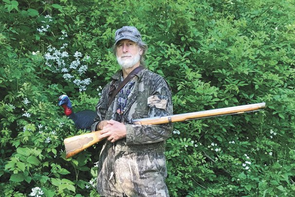 Black powder muzzle loading rifles: A blast from the past