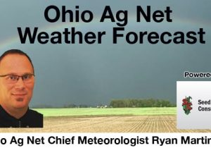 Ohio Ag Weather and Forecast – Aug. 22, 2019