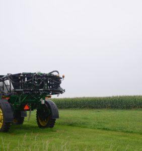 Greene Co. corn field