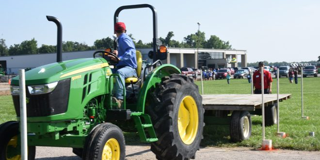 4-Hers tackle Tractor Day – Ohio Ag Net | Ohio's Country Journal