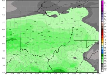 Ohio Ag Weather and Forecast, January 17, 2019 – Ohio Ag Net ...