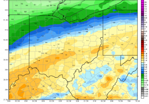 Ohio Ag Weather and Forecast, February 20, 2019