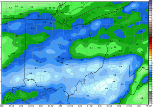 Ohio Ag Weather and Forecast, March 21, 2019