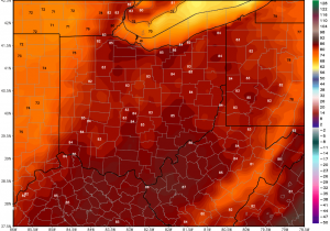 Ohio Ag Weather and Forecast, May 17, 2019