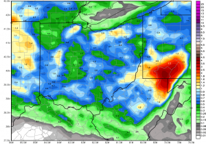 Ohio Ag Weather and Forecast, May 21, 2019
