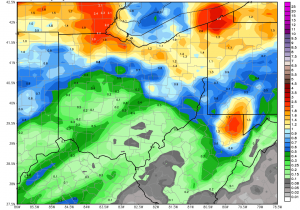 Ohio Ag Weather and Forecast, May 20, 2019