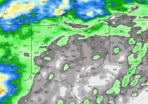 Ohio Ag Weather and Forecast, July 23, 2019
