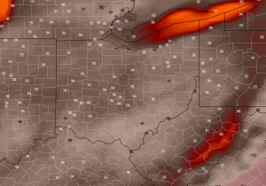 Ohio Ag Weather and Forecast, July 17, 2019