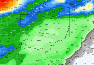 Ohio Ag Weather and Forecast September 23, 2019