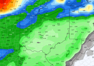 Ohio Ag Weather and Forecast September 19, 2019