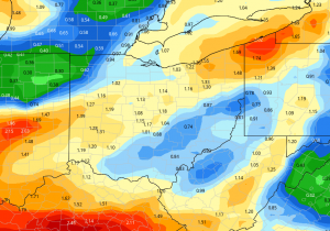 Ohio Ag Weather and Forecast November 20, 2019
