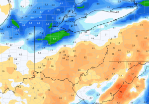Ohio Ag Weather and Forecast November 13, 2019